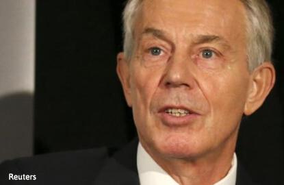 Former UK PM Blair begins 'mission' to change minds on Brexit