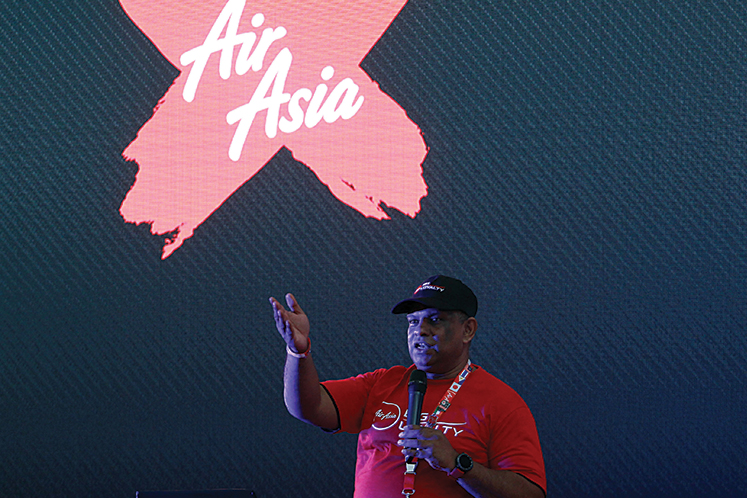 In twitter tirade, Tony Fernandes says 'disapppointed and frustrated' with airport authorities