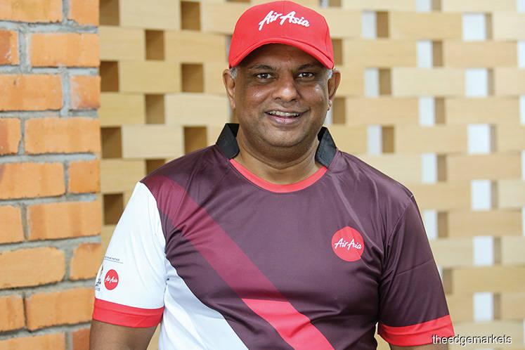 Tony Fernandes, Kamarudin Meranun to deal in AirAsia X securities