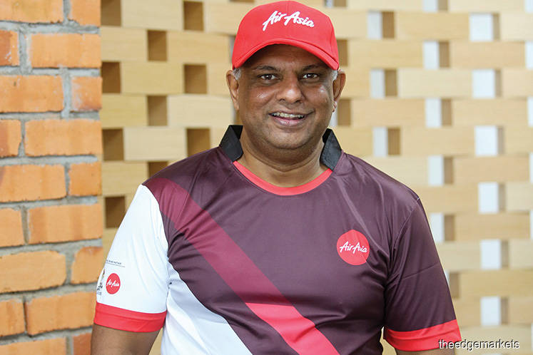 Tony Fernandes says met EPF to explain AirAsia-MAHB spat