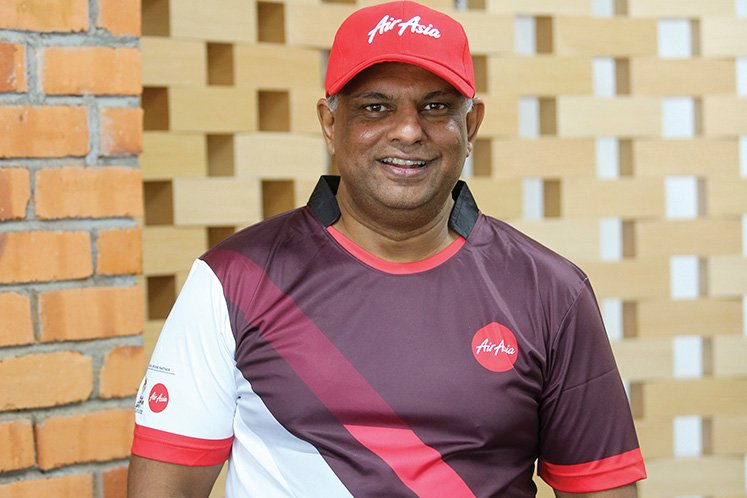 AirAsia in talks with Govt for loan — Tony Fernandes