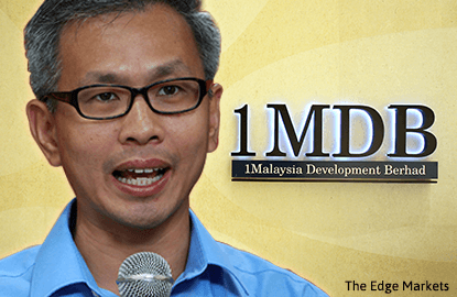 Malaysian Government 'will ultimately bear' 1MDB's debts - Tony Pua