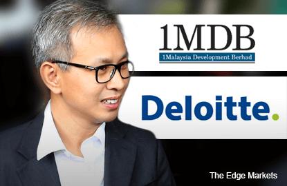 Has Deloitte filed reports against 1MDB, asks DAP's Pua