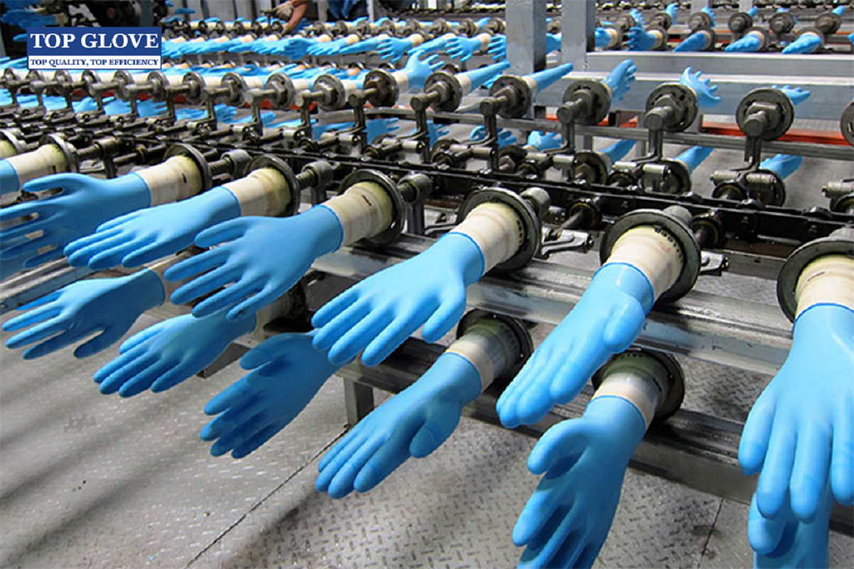Top Glove's annual glove production capacity hits 100 billion pieces
