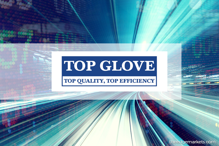 Stock With Momentum: Top Glove Corp