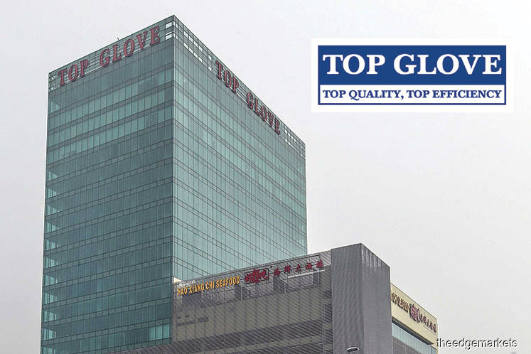 Malaysia lifts price threshold on Top Glove warrants