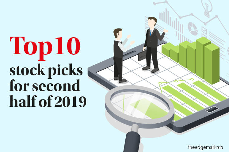 Top 10 Stock Picks for 2H 2019