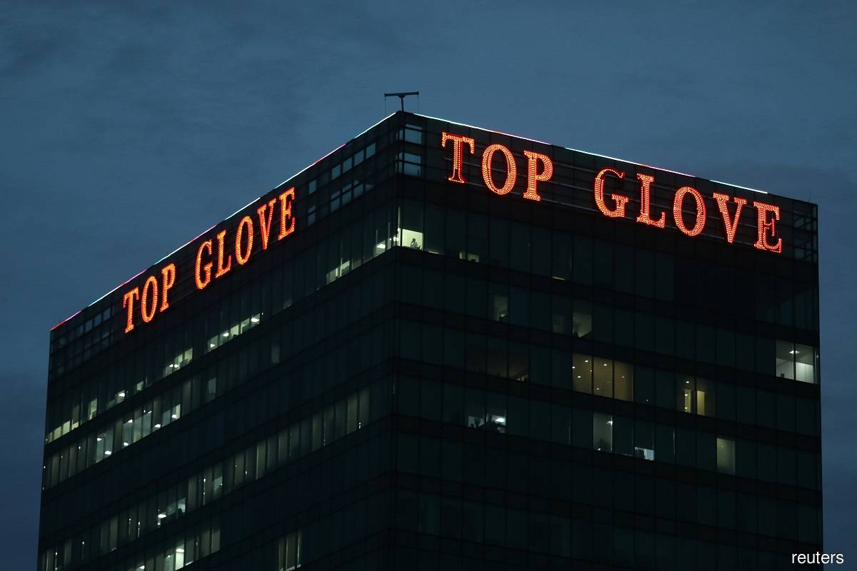 Top Glove's executive director and EPF trim their stakes further
