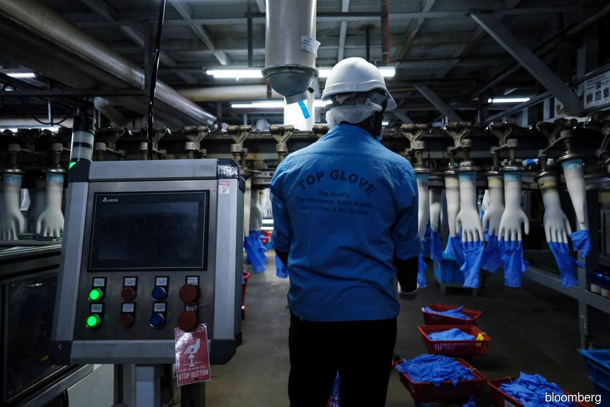 Top Glove expects Klang factories to be fully operational in next two to three weeks