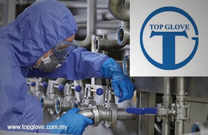 Top Glove's 1Q net profit jumps 164% on record sales volume