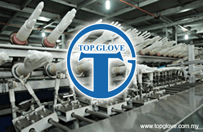 Top Glove's 2Q net profit surges 86.6% to RM104.61m