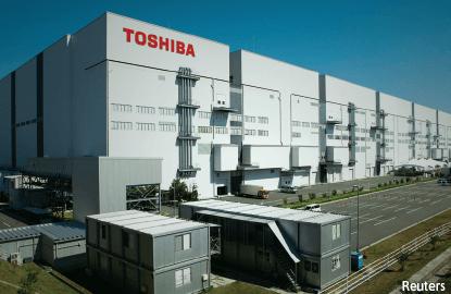 Toshiba to report huge loss