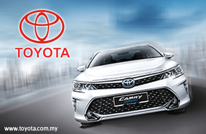 UMW Toyota Motor maintains Camry Hybrid's price this year