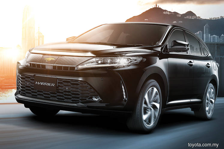 UMW Toyota to sell new Toyota Harrier from RM238,000