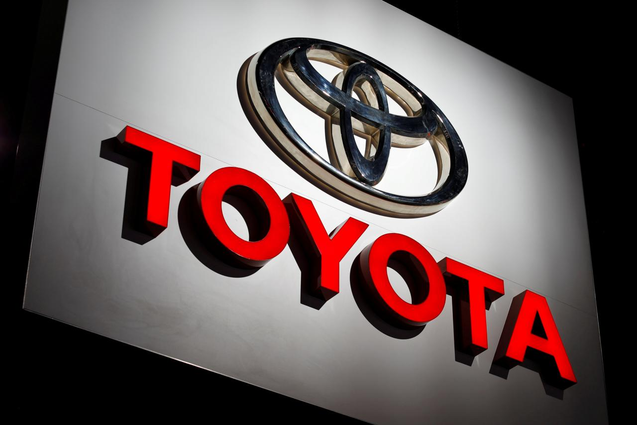 Toyota quarterly US sales jump 22% as car buyers storm back