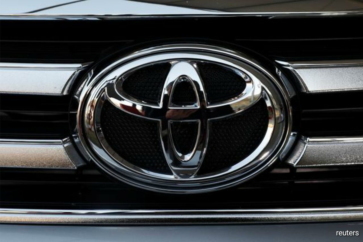 Toyota aims to make its factories carbon neutral by 2035, says exec