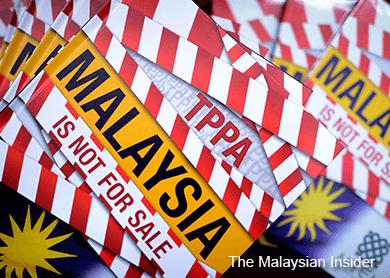 Court cannot settle TPPA dispute, Putrajaya says