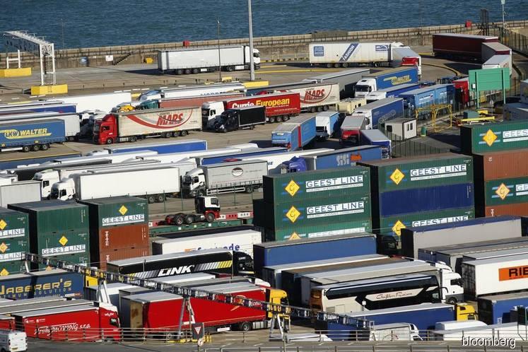 U.K. seeks simpler tariffs, U.S. deal to boost post-Brexit trade