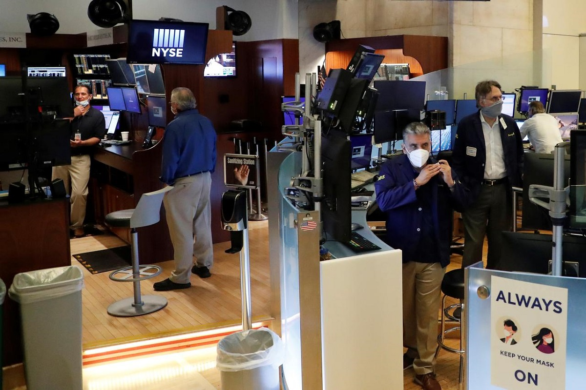 After monster rally, investors cautious as USrecovery wobbles