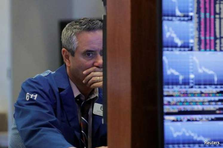 Plunging Wall Street stocks end record bull run