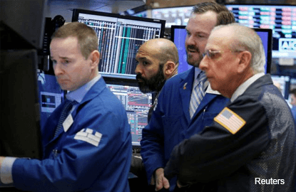 Wall St edges higher to give Dow 11th straight record