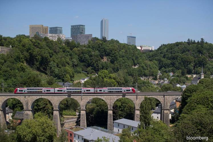 Brexit bankers risk life on the edge as Luxembourg fills up
