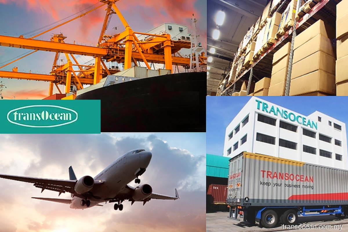 Transocean to raise RM3m via private placement for logistics services segment capex