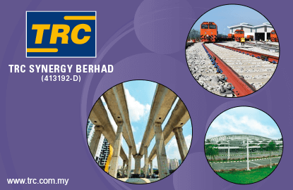 TRC Synergy up 1.25% on RM88m KLIA subcontract