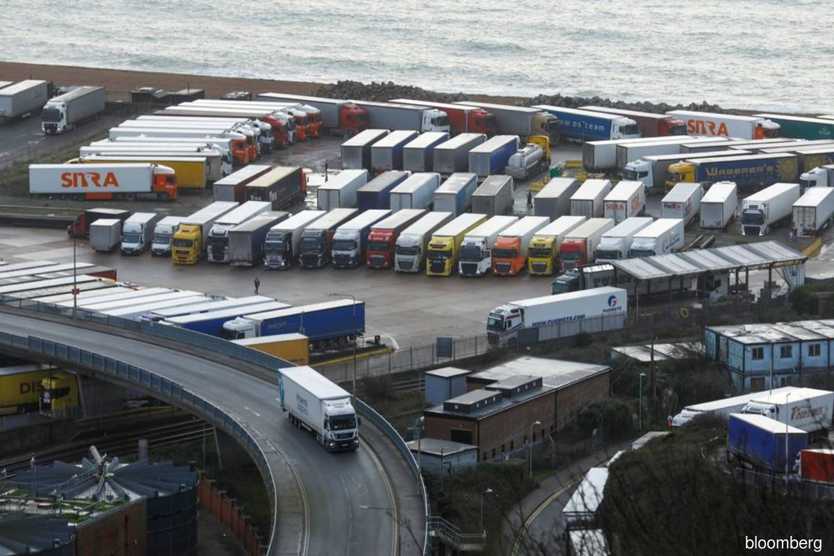 UK stockpiled imported goods ahead of Brexit deadline
