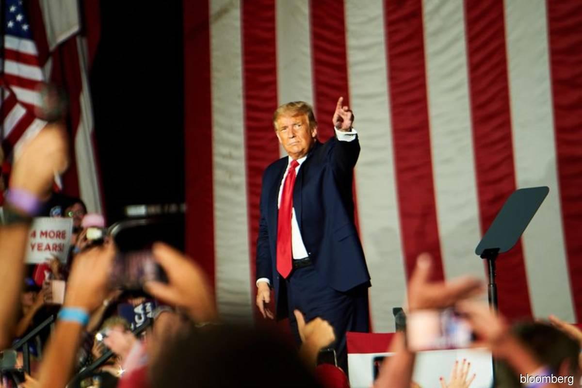 Trump campaign shifts Florida ad spend burden to RNC