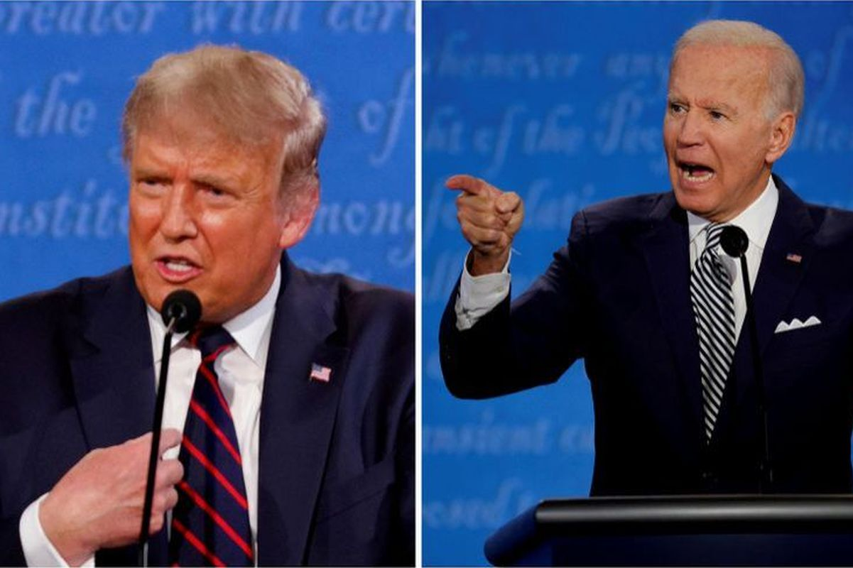 Betting markets favour Biden over Trump in US presidential race