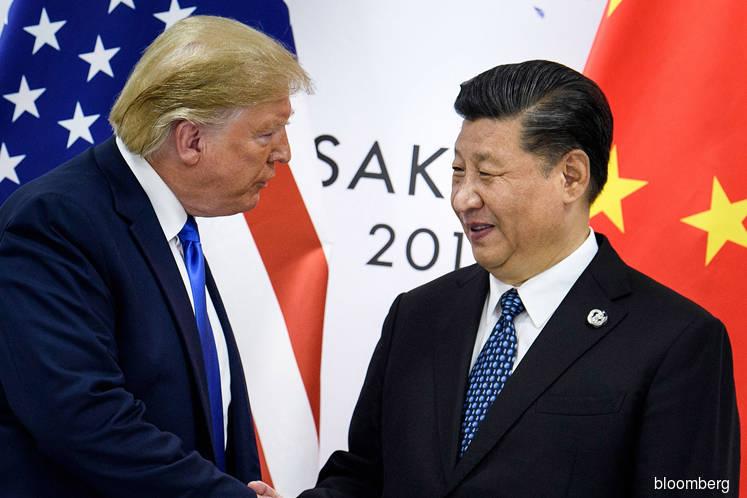 Trump Says New Round of Trade Talks With China Already Has Begun