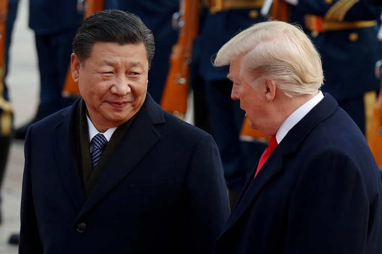 Trump-Xi standoff over Hong Kong puts trade deal in spotlight