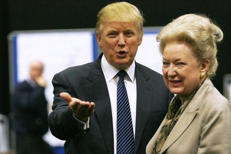 Mary Trump, niece of Donald Trump, sues US president and family for fraud