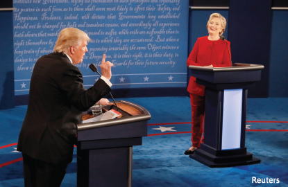 What happens if neither candidate wins?