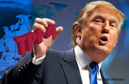 How to fill the void once Trump kills the TPP: Noah Smith
