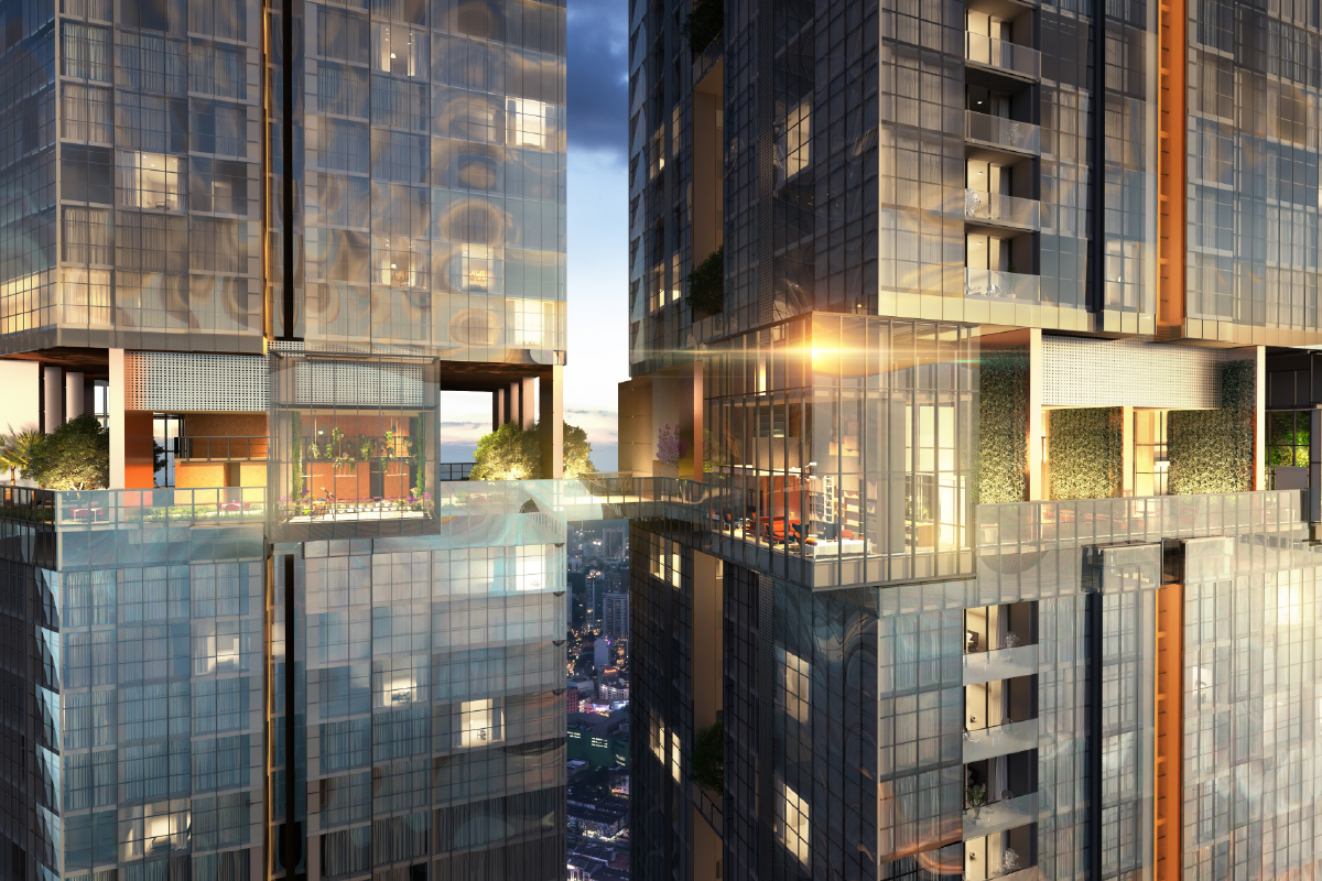 TRX Residences breaks the mould with a digital launch