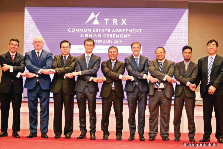 TRXC has received 10% of the RM2 8b by MoF | The Edge Markets