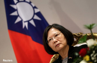 Taiwan plans military spending surge to counter rising China