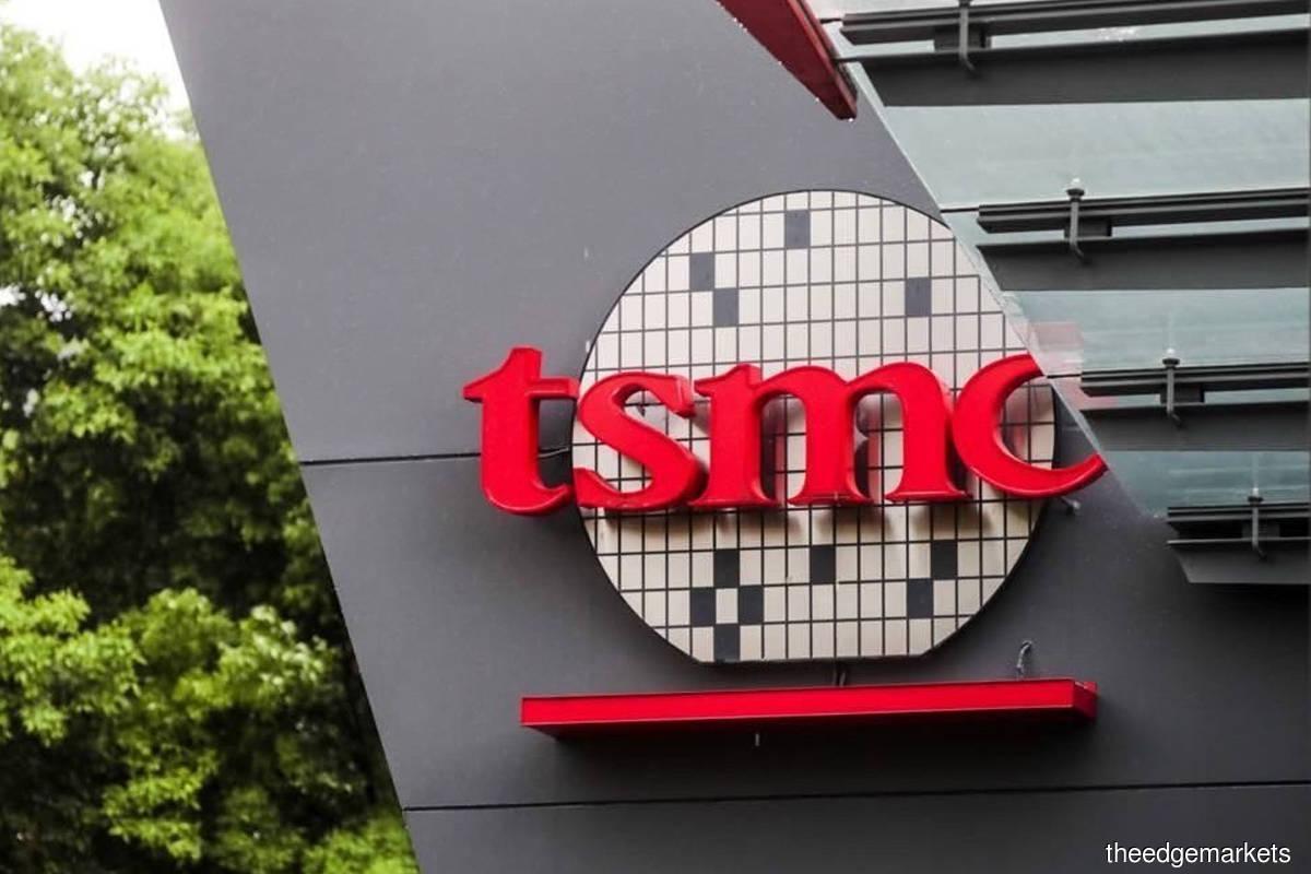 TSMC shares rise more than 3% after quarterly profit beat estimate
