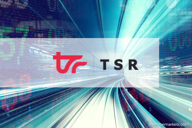 Stock With Momentum: TSR Capital