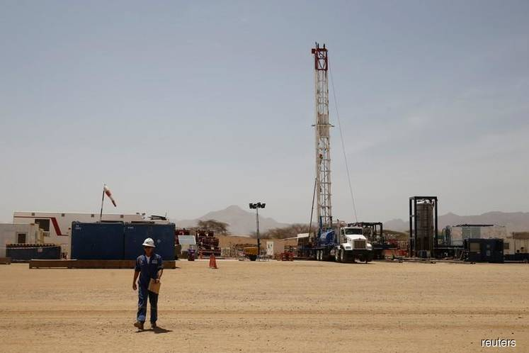 Britain's Tullow Oil shares plunge over 50% as CEO resigns