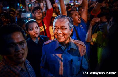 No need to haul up Dr Mahathir over Bersih 4 rally, say cops
