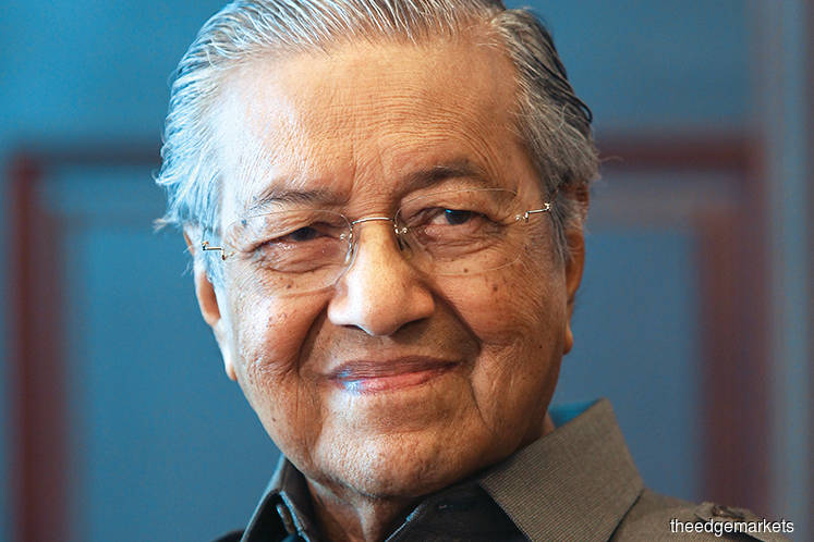 Dr M: Show proof of ownership if you want to claim Equanimity