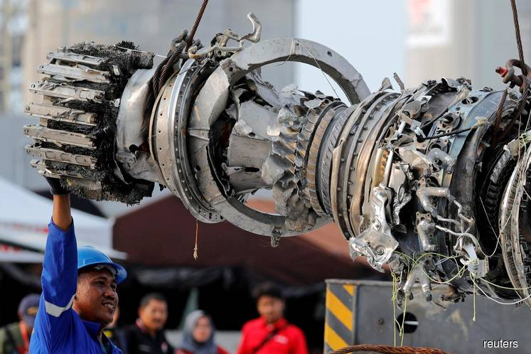 Indonesia finds design flaw, oversight lapses in 737 MAX crash — WSJ