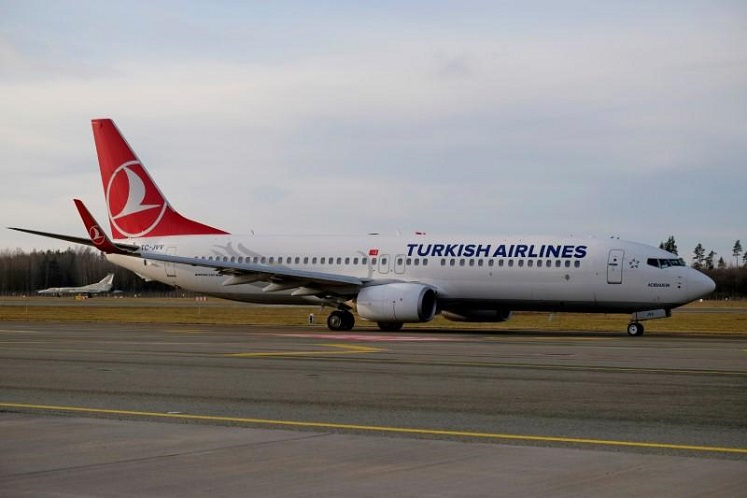 Singapore sends Turkish Airlines flight back empty after coronavirus case