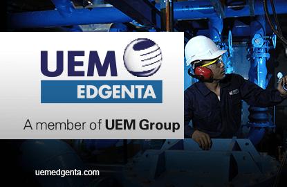 UEM Edgenta's 3Q profit up 33% on improved facilities management, infra-services contributions