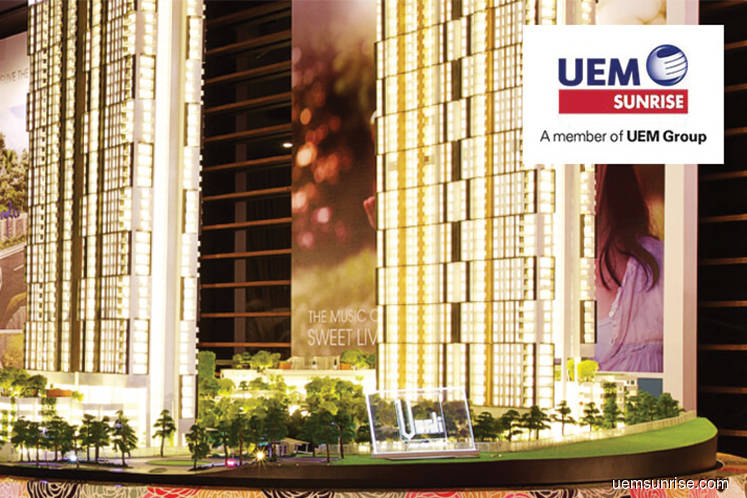 UEM Sunrise posts lower 2Q earnings on absence of gain
