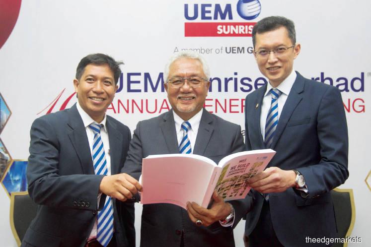 UEM Sunrise to reconsider plans for Gerbang Nusajaya
