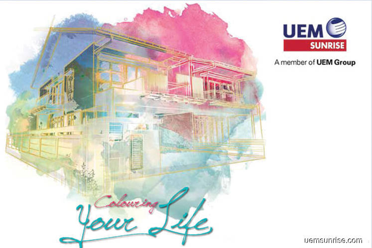 UEM Sunrise may rebound higher, says RHB Retail Research